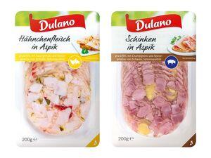 Dulano Aspik-Wurstsortiment
