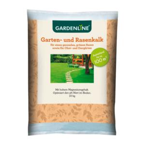 GARDENLINE     Garten- und Rasenkalk