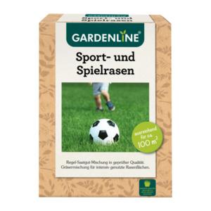 GARDENLINE     Sport- undSpielrasen