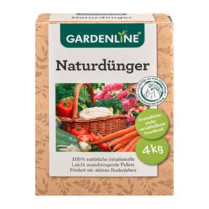 GARDENLINE     Naturdünger