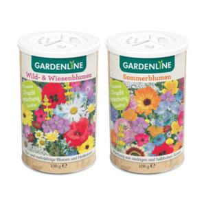 GARDENLINE     Blumen-Saatgut