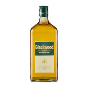 BLACKWOOD  	   				Irish Whiskey