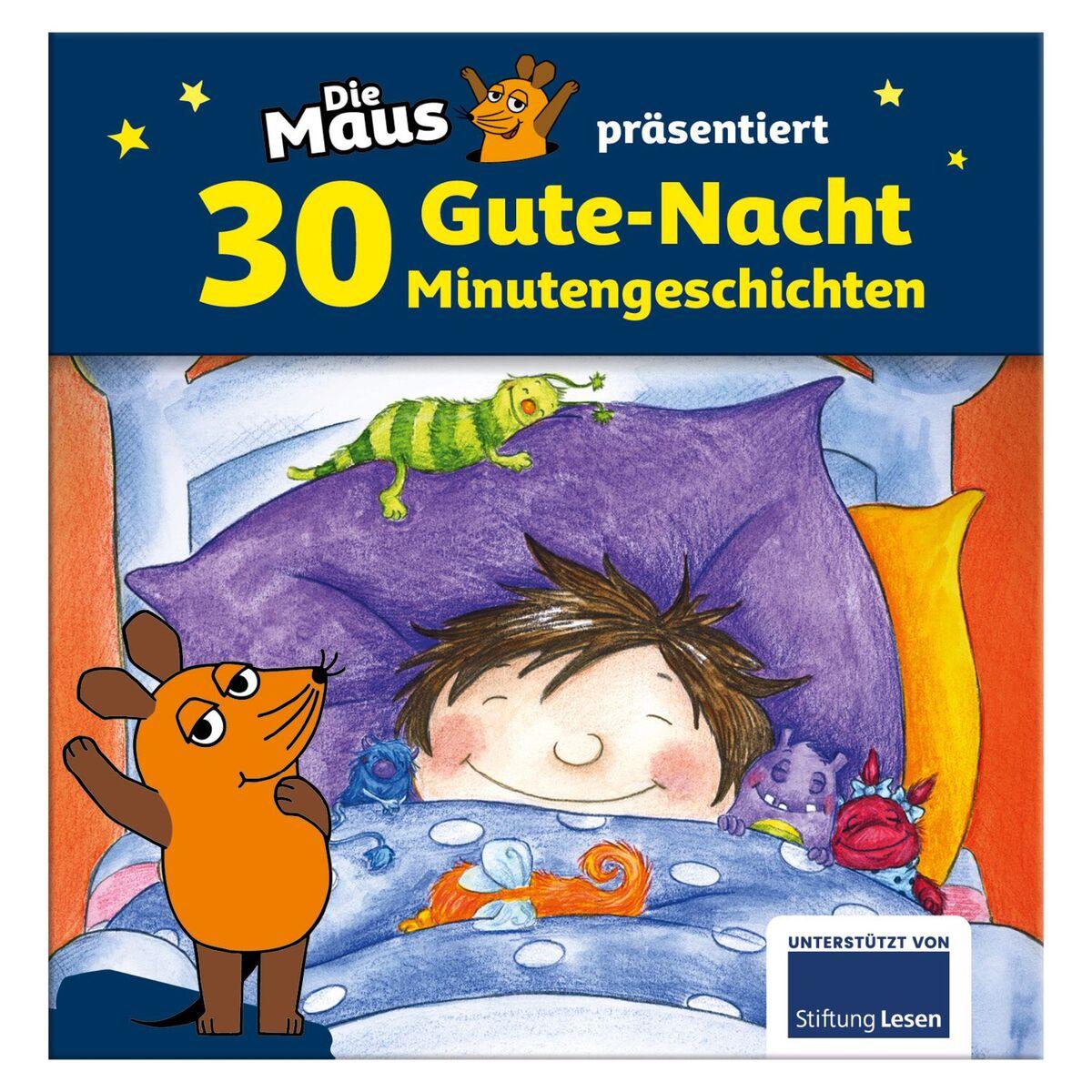 """Bild 1 von """"Die Maus"""" Wissens-/Vorlesekarten"""