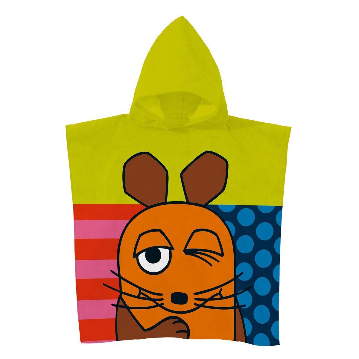 """Bild 3 von """"Die Maus"""" Badetuch/Poncho"""