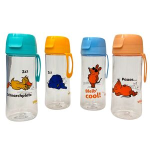 """""""Die Maus"""" Trinkflasche und Lunchbox"""