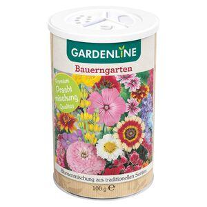 GARDENLINE®  Blumen-Saatgut in Streudose