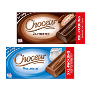 CHOCEUR     Schokolade XXL