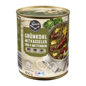 LA FINESSE     Grünkohl