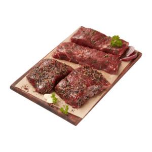 TASTE OF BRITISH ISLES      Irisches Flat Iron Steak