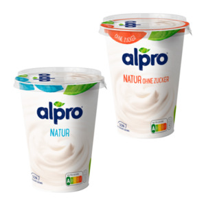 ALPRO     Natur / Natur ohne Zucker
