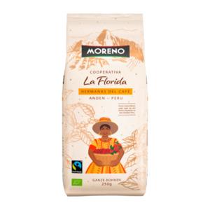 MORENO Bio-Kaffee La Florida