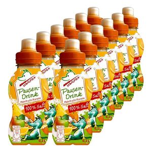 Tabaluga Mehrfruchtsaft 0,3 Liter, 12er Pack
