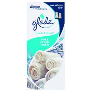 Glade Touch & Fresh Minispray Nachfüller Pure Clean Linen