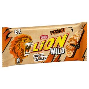 Nestlé Lion Wild Peanut 30g