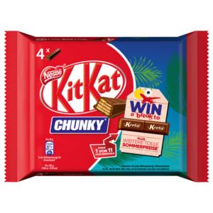 Nestlé KitKat Chunky 160g