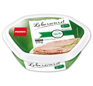 PENNY Leberwurst