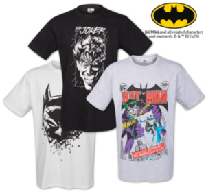 BATMAN Herren-T-Shirt