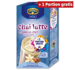 KRÜGER Chai Latte
