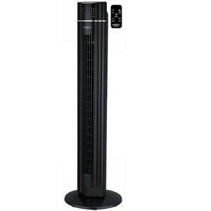 Camry Turmventilator mit Fernbedienung 3 Modi 60 Watt, Schwarz
