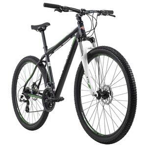 KS Cycling Mountainbike Hardtail 29 Zoll Sharp 24 Gänge für Herren, Größe: 43, Schwarz