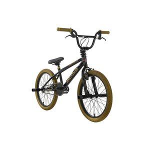 KS Cycling BMX Freestyle 20'' Bliss für Jungen, Größe: 28, Schwarz