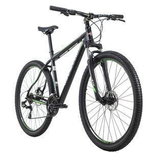 KS Cycling Mountainbike Hardtail 29 Zoll Sharp 21 Gänge für Herren, Größe: 43, Schwarz