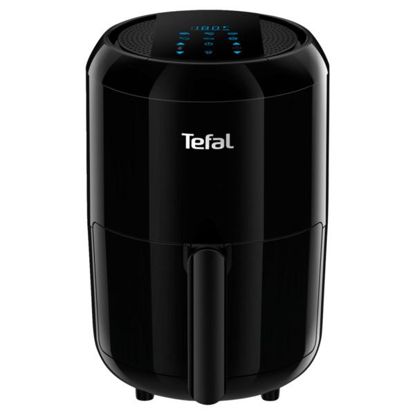 Tefal Easy Fry Compact Digital Heißluftfritteuse schwarz