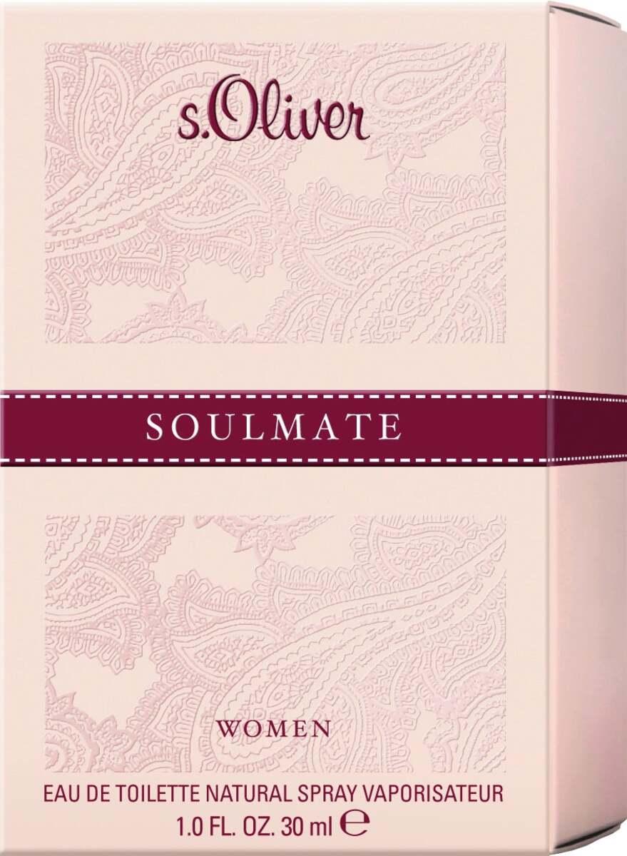 Bild 2 von s.Oliver Soulmate Women Eau de Toilette 36.63 EUR/ 100 ml