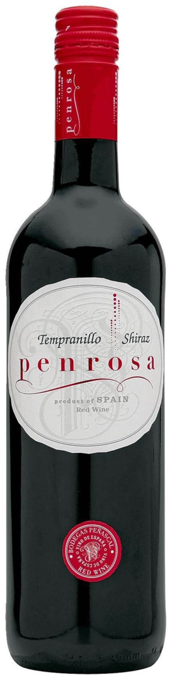 Penrosa Tempranillo - Shiraz Tinto 3.72 EUR/ 1 l