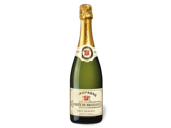 Comte de Brismand Champagner Brut Reserve