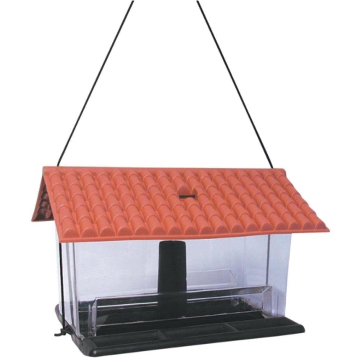 Bild 2 von Vogelfutterhaus aus Kunststoff