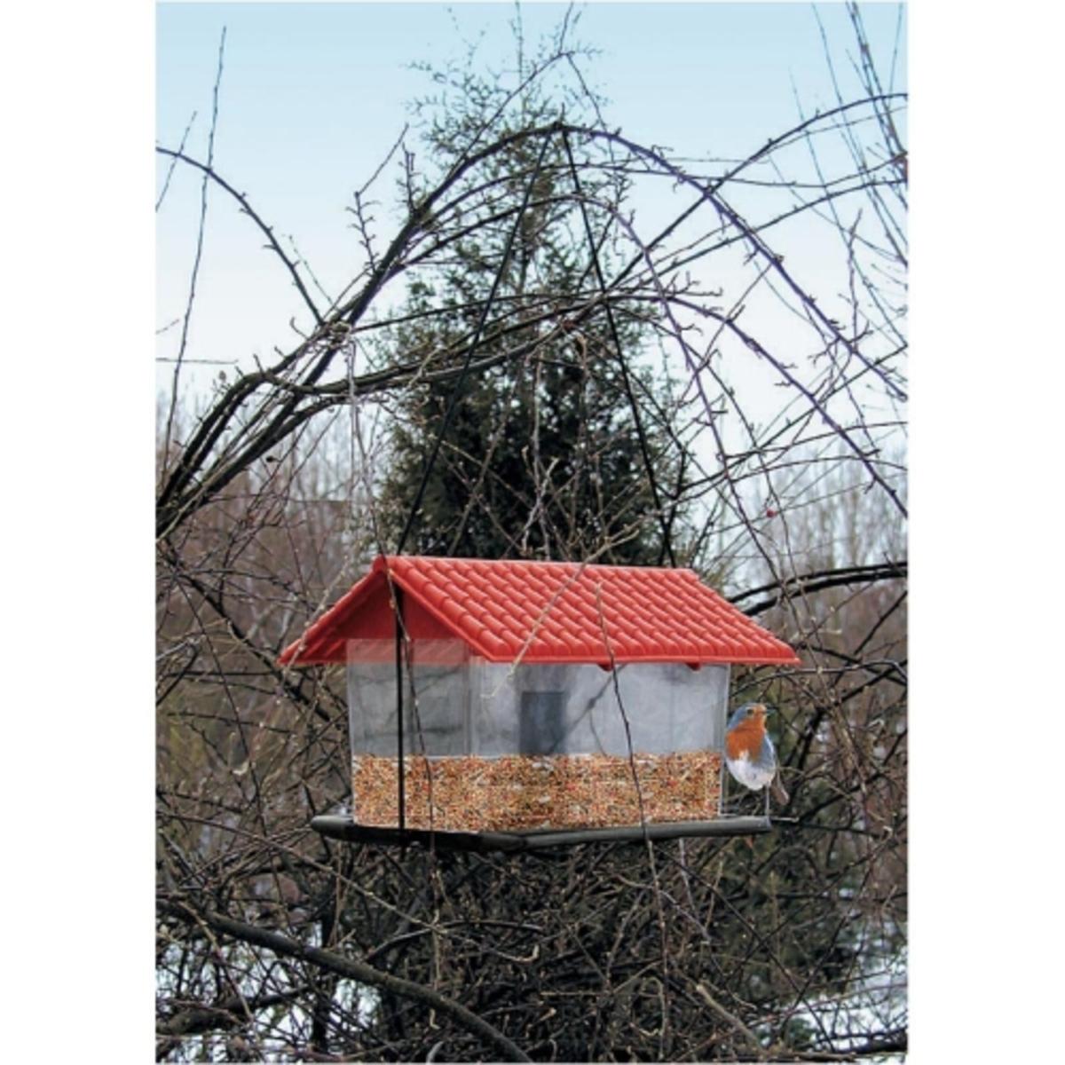 Bild 3 von Vogelfutterhaus aus Kunststoff