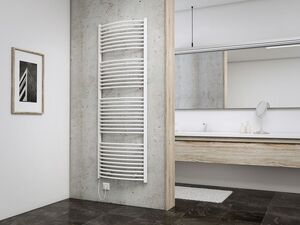 Schulte Venedig Design-Heizkörper befüllt