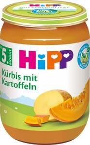 HiPP Bio Menü Kürbis mit Kartoffeln 0.42 EUR/ 100 g