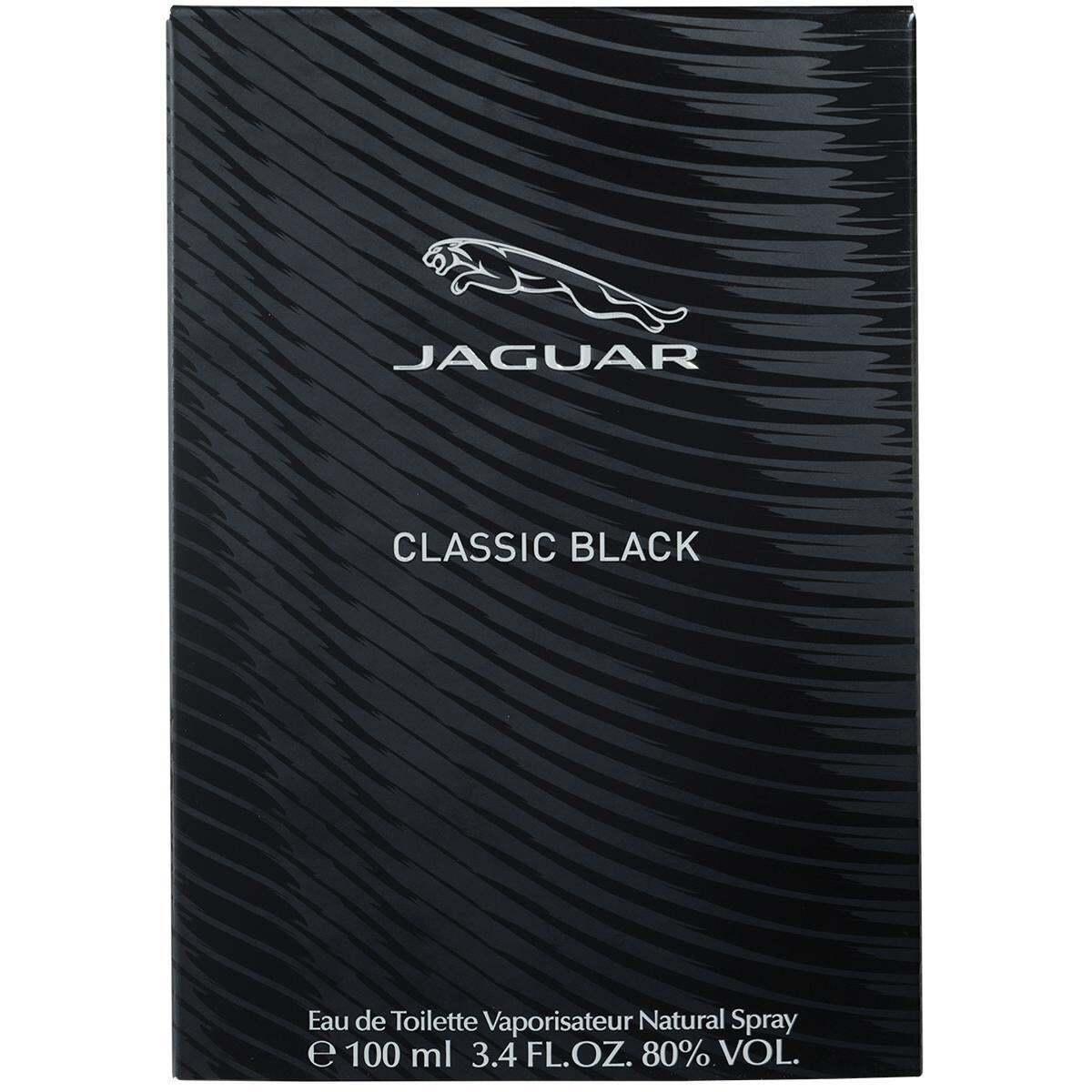 Bild 2 von Jaguar              Classic Black Eau de Toilette