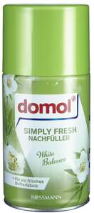domol Raumspray Simply Fresh White Balance 0.90 EUR/ 100 ml
