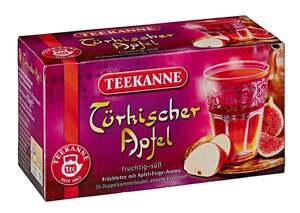 Teekanne Früchtetee Türkischer Apfel