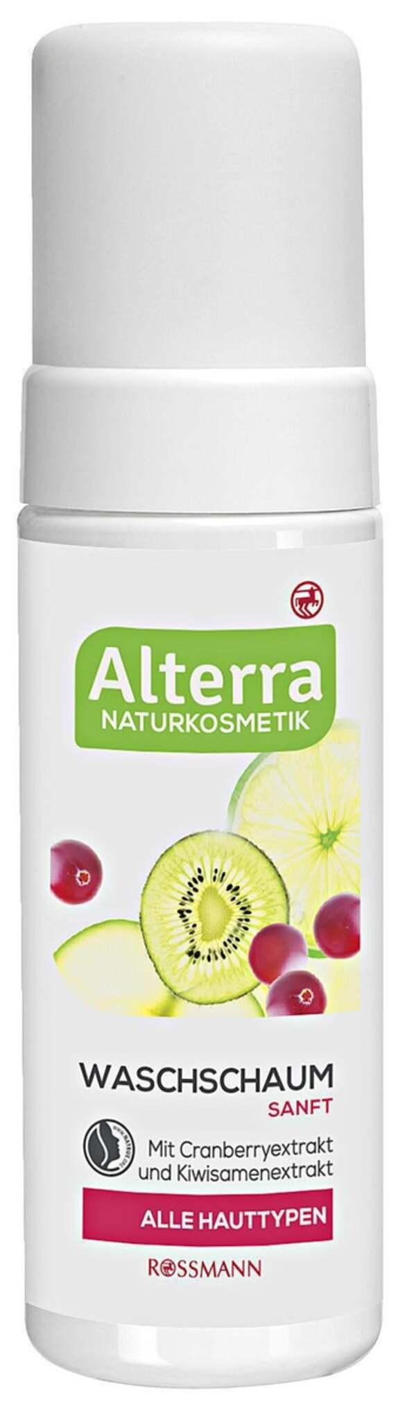 Alterra Waschschaum Sanft 1.30 EUR/ 100 ml