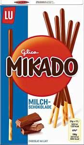 Glico Mikado Milchschokolade 1.32 EUR/ 100 g