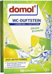domol WC-Duftsteine Citrus