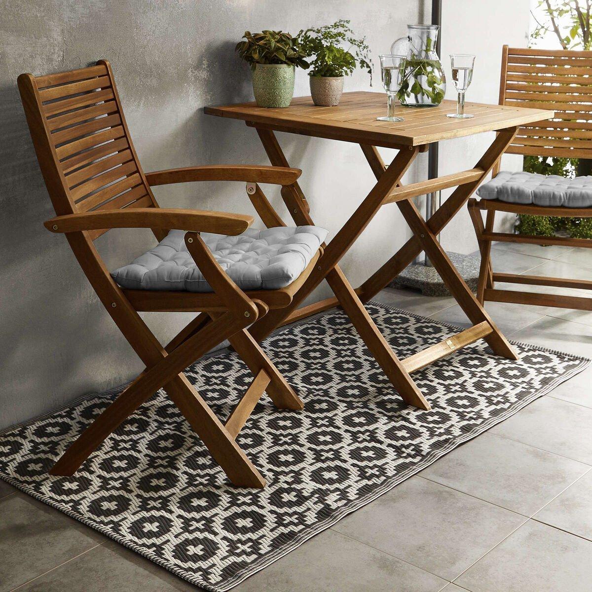 Bild 2 von SOMERSET Stuhl mit Armlehne