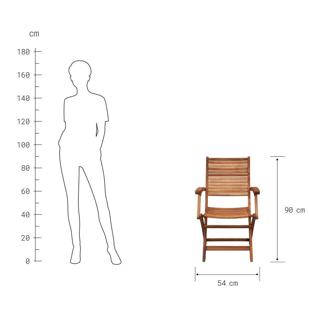 Bild 3 von SOMERSET Stuhl mit Armlehne