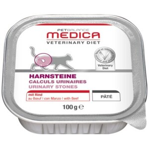 PetBalance Medica Harnsteindiät 16x100g