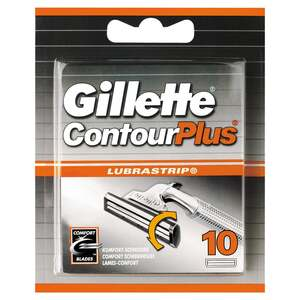 Gillette Contour Plus              Rasierklingen