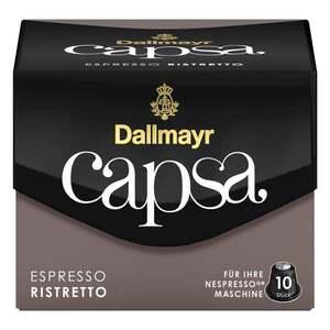 "Dallmayr              capsa Espresso ""Ristretto"" Kaffeekapseln"