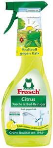Frosch Citrus Dusch- & Bad- Reiniger