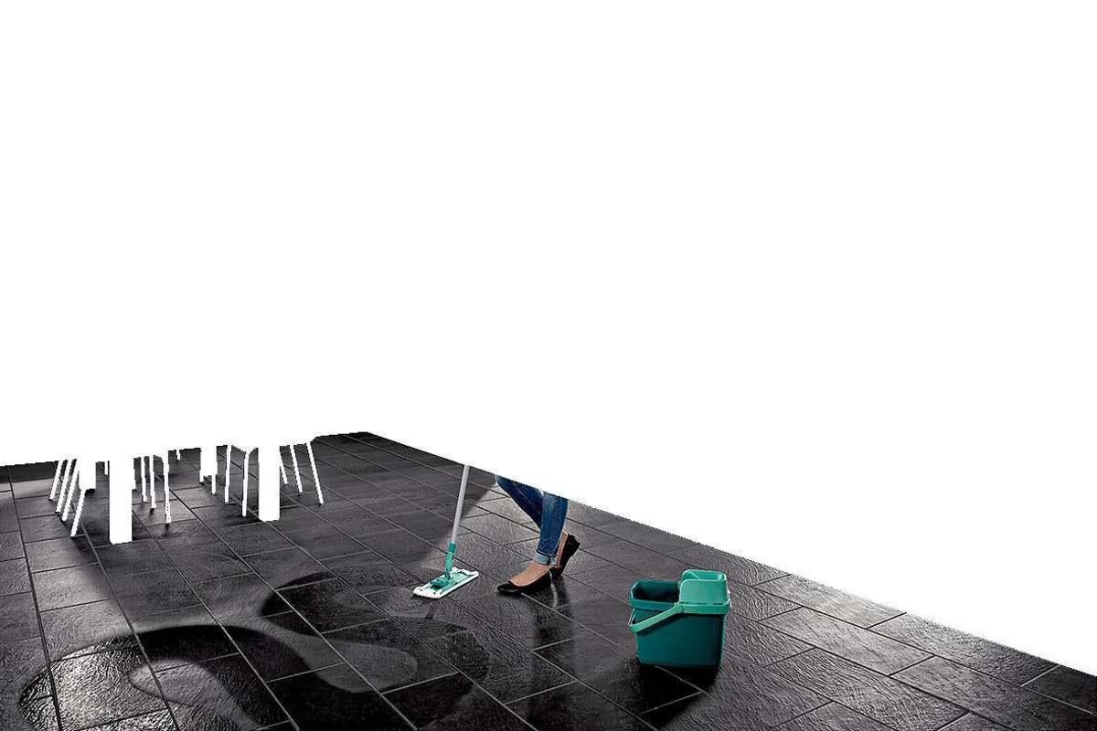Bild 4 von LEIFHEIT Combi Clean Bodenwischer-Set