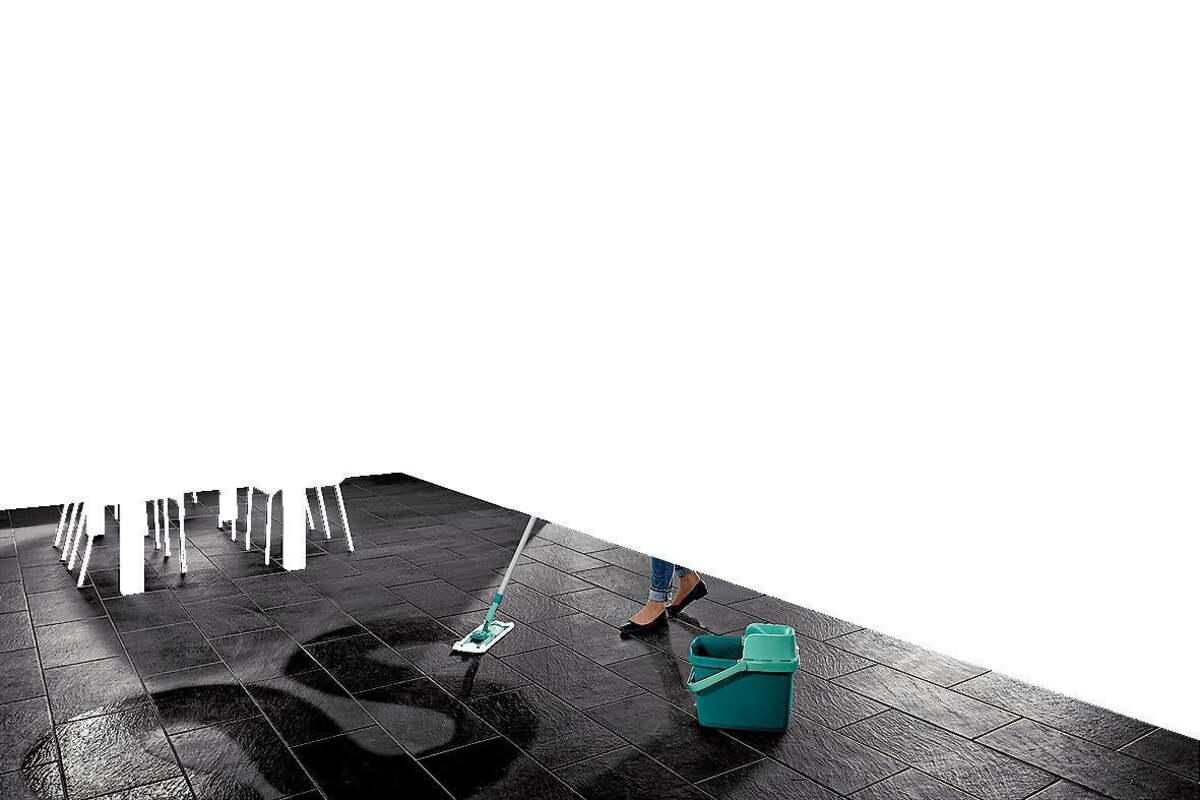 Bild 10 von LEIFHEIT Combi Clean Bodenwischer-Set