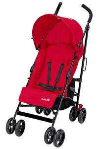 "Safety 1st             Buggy ""Slim"", Plain Red"