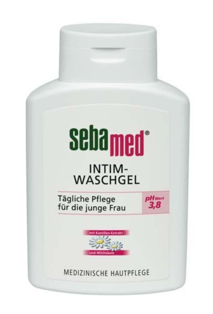 Bild 1 von Sebamed              Intim-Waschgel